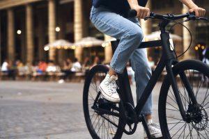 Bicyclette - Roue de bicyclette