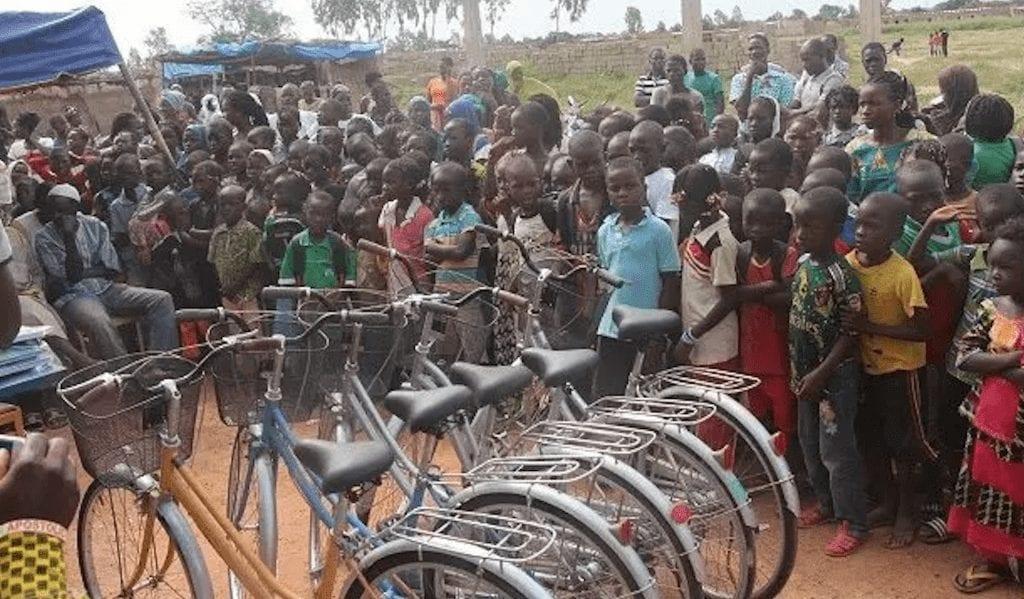 AZFALTE solidaire au Burkina
