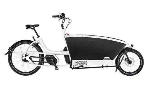 Flèche urbaine - Vélo de fret