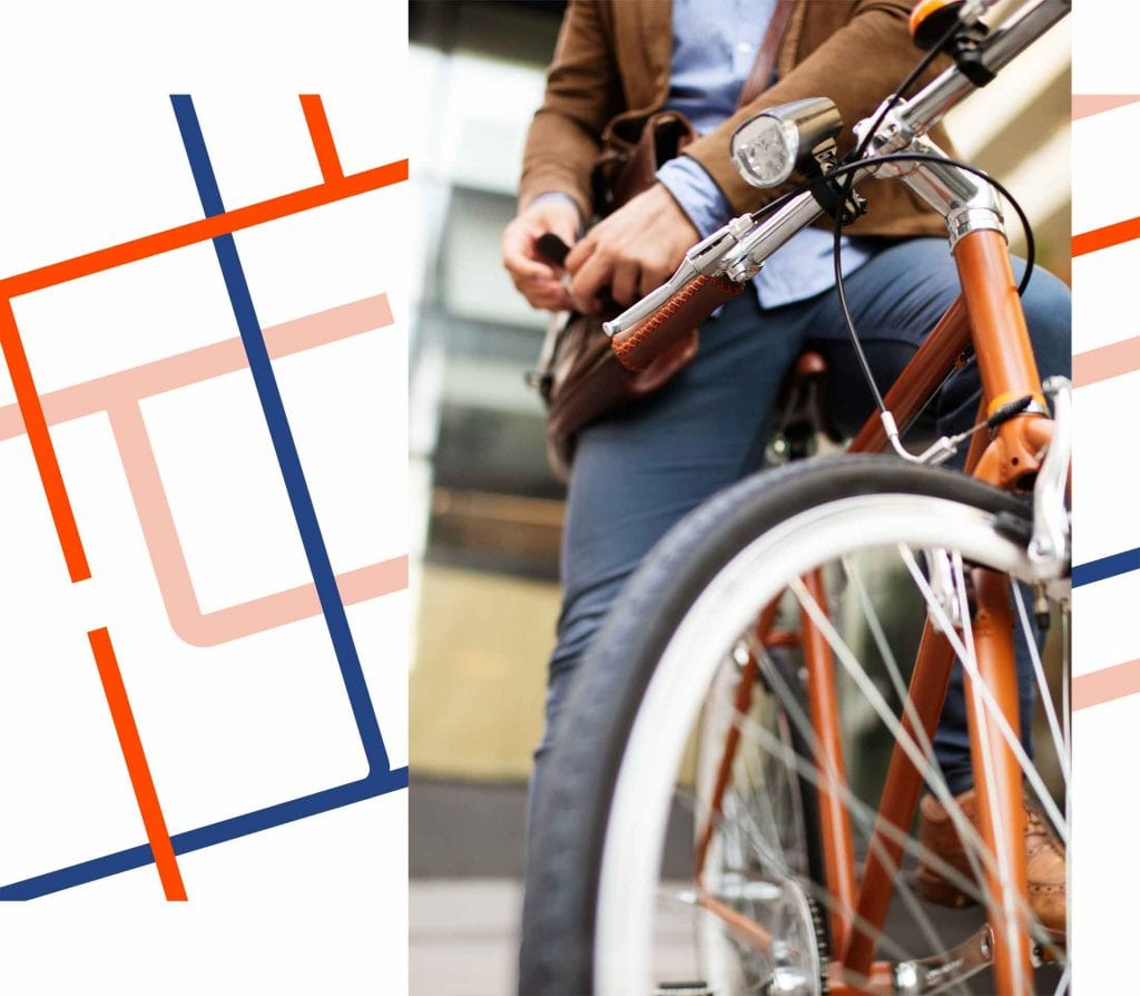 Marque employeur - Bicyclette