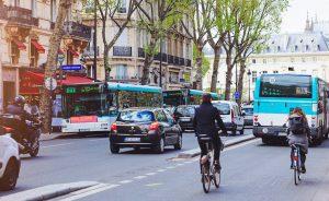Paris - Bicyclette