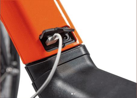 Prise USB vélo Bayck