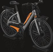 Vélo Bayck orange